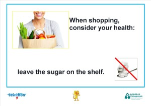 When shopping, consider your health